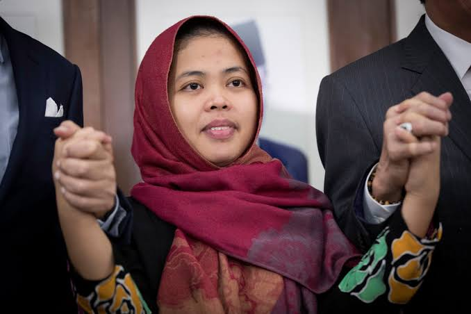 Presiden Jokowi Ungkap Pembebasan Siti Aisyah