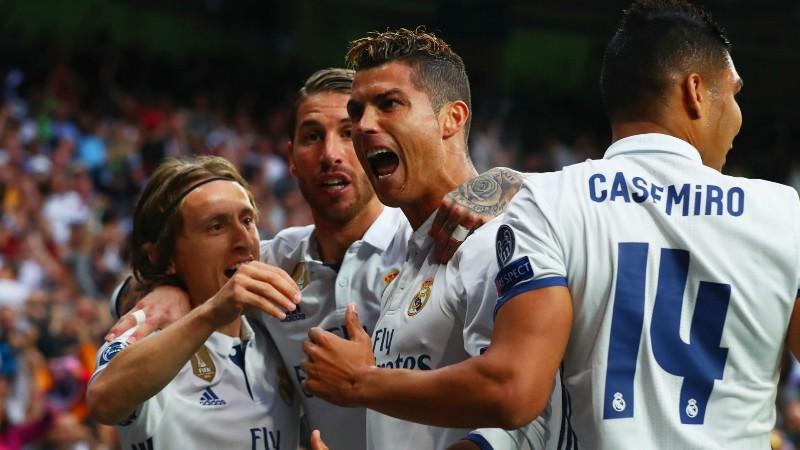 Hattrick Ronaldo ke Gawang Atletico Antar Juve Maju ke Perempat Liga Champion
