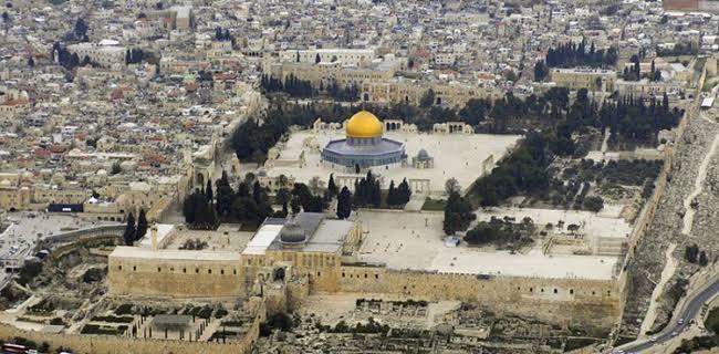 Warga Muslim Dilarang Shalat dan Azan di Masjid Al Aqsha