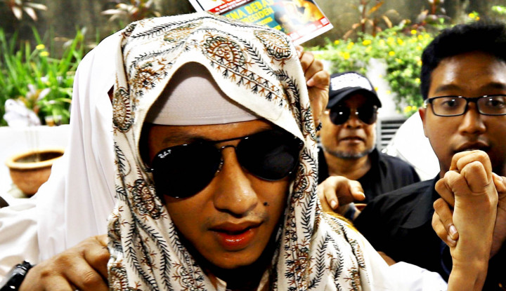 Lempar Ancaman, Habib Bahar: Sampaikan ke Jokowi Tunggu Saya Keluar!