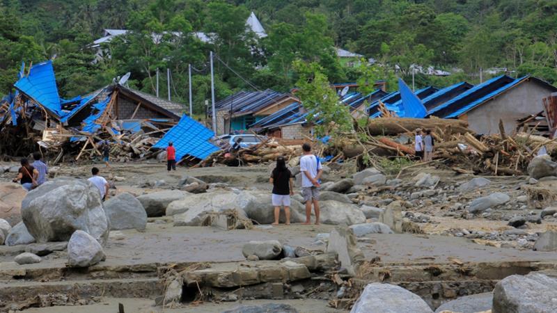 Ini Penyebab Banjir Bandang di Sentani yang Tewaskan 79 Orang