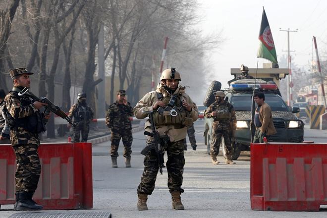 Enam Orang Tewas dalam Sejumlah Ledakan di Afghanistan