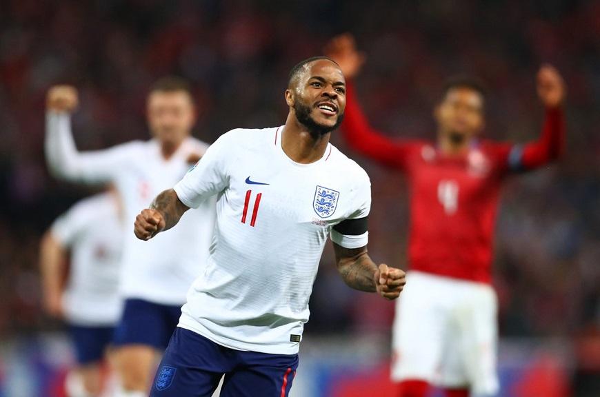 Hasil Pertandingan Kualifikasi Euro 2020, Inggris dan Prancis Pesta Gol