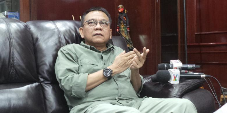 Tak Setuju dengan Anies, M Taufik Ingin Tarif MRT Gratis