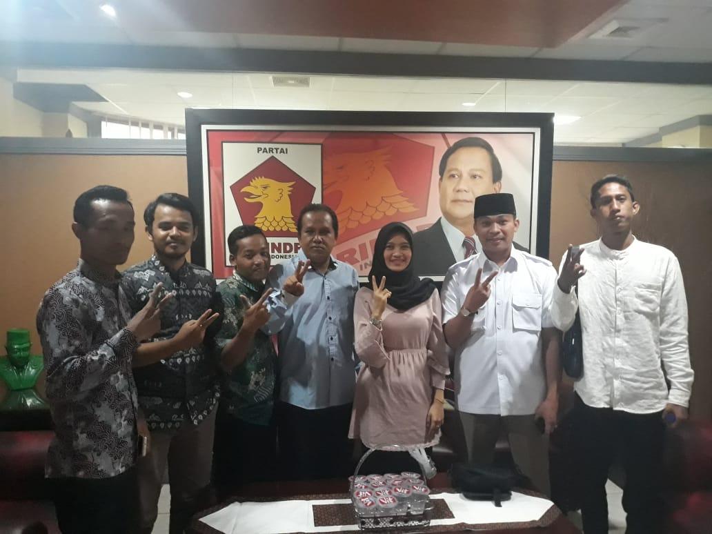 Poros Indonesia Jaya Optimis Prabowo-Sandi Dapat Penuhi Harapan Masyarakat Bengkulu