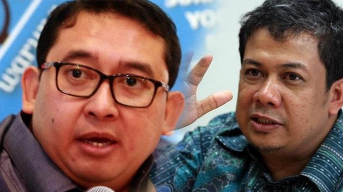 Respon Pidato Berapi-api Jokowi di Jogjakarta, Fahri Hamzah dan Fadli Kompak Cuit #JokowiMarahCyn