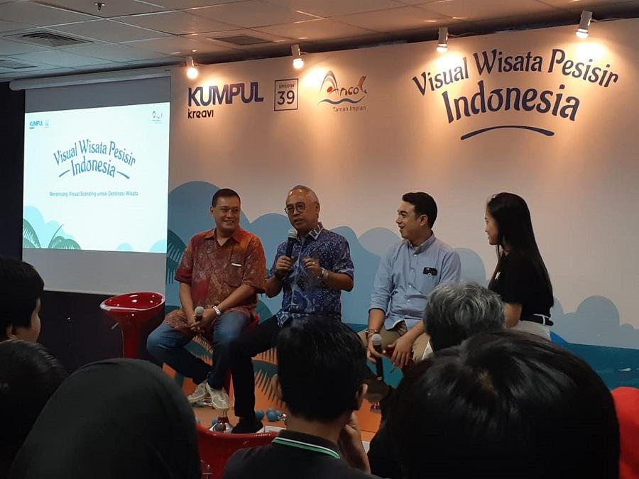 Tantang Para Content Creator, Ancol dan Kreavi Gelar Sayembara Re-Branding Pulau Bidadari Hadiah Total 75 Juta
