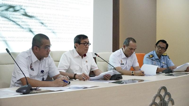 Digugat Terkait Bilateral Investasi, Pemerintah RI Menang Mutlak Forum Arbitrase ICSID