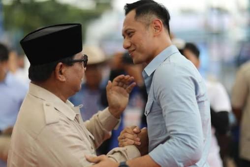 Kampanye di Bandung, Prabowo Klaim Mampu Turunkan Harga Daging dalam Dua Pekan
