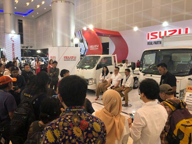 Ambil Bagian Dalam GIIAS Surabaya 2019, Isuzu Boyong 3 Produk Unggulannya