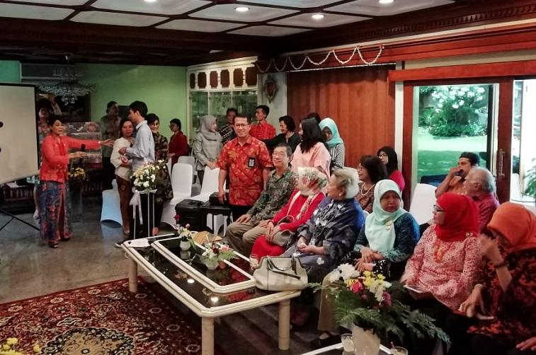 Puluhan Umat Baha'i di Jakarta Berkumpul Rayakan Tahun Baru Nawruz ke 176