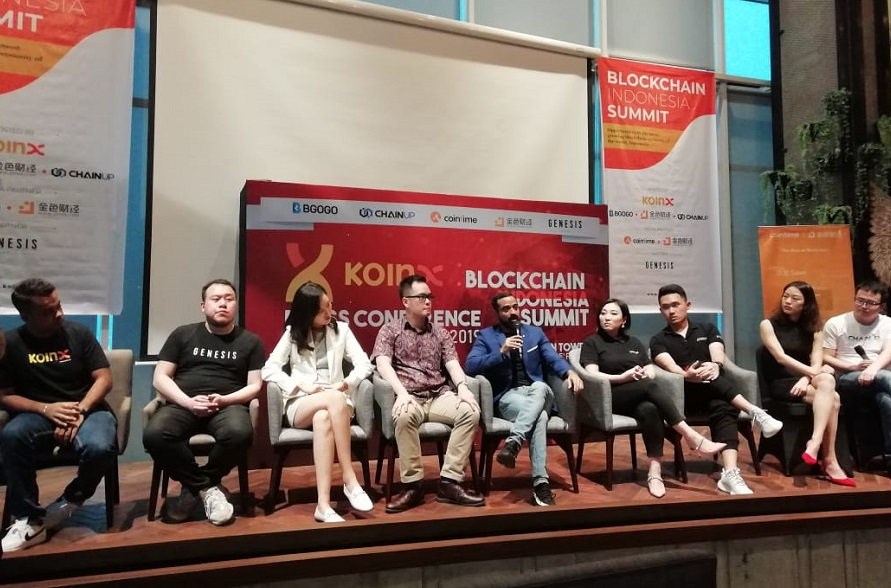 Blockchain Indonesia Summit 2019, Ulas Masa Depan Industri Blockchain Pasca Regulasi Bappebti