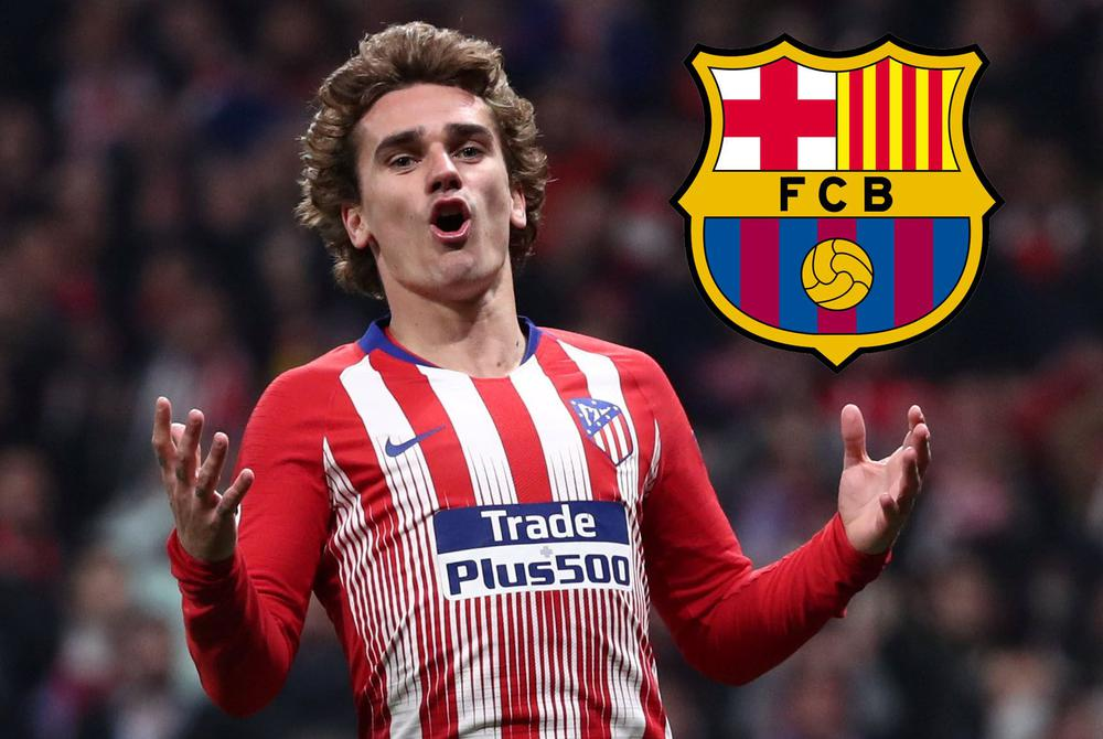 Gonjang-ganjing Kepindahan Griezmann ke Barcelona, Berikut Klarifikasi Kubu Atletico