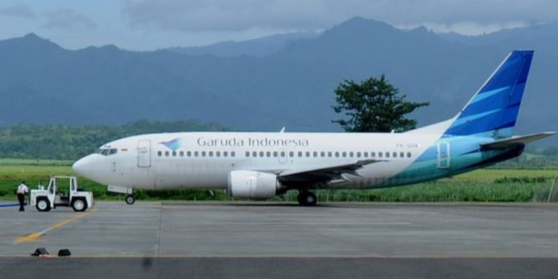 Bermasalah Pada Tekanan Kabin, Pesawat Garuda Indonesia Mendarat Darurat di Kolombo
