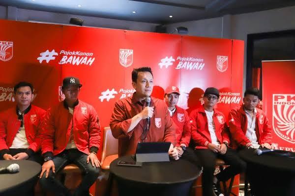 Bersama Band Repvblik, PKPI Teguhkan Dukungan untuk Jokowi-Maruf Amin