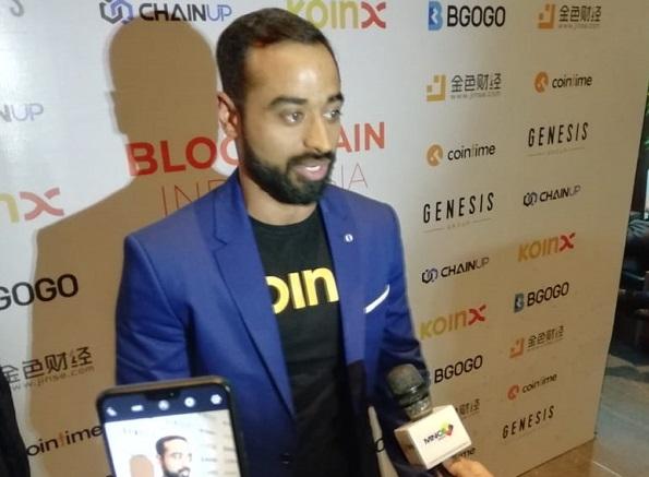 CEO KoinX Vijay Garg : Potensi Market Kripto dan Blockchain di Indonesia Masih Sangat Besar