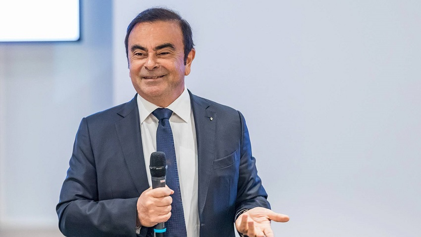 Kembali Ditangkap, Bos Nissan Bilang Keterlaluan