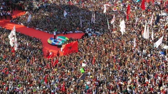 Gabungan Relawan Jokowi Bersiap Hadiri Konser Putih di GBK