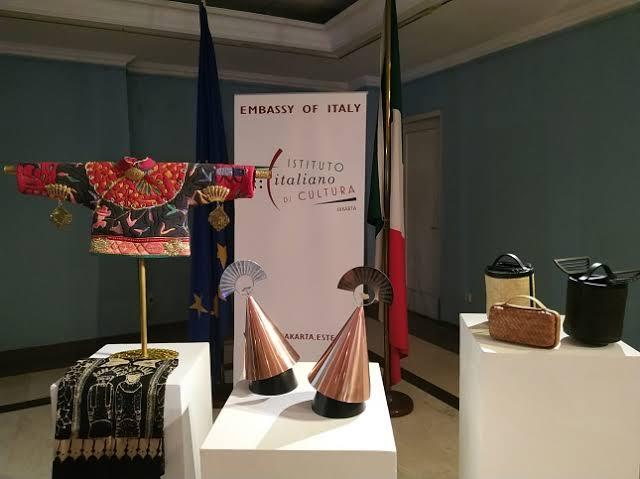 Mengintip Pesona Betawi dalam Pameran Superdesign di Milan