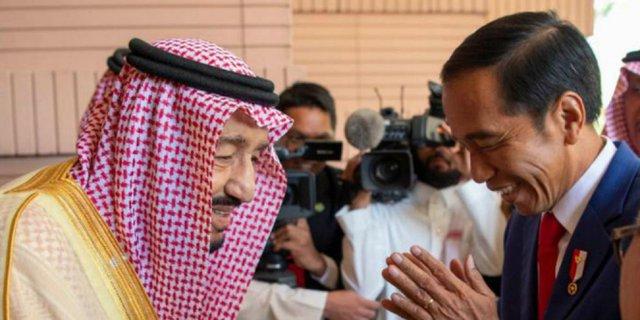 Alhamdulilah! Bertemu Jokowi, Raja Salman Tambahkan Kuota Haji Indonesia 10 Ribu Jemaah