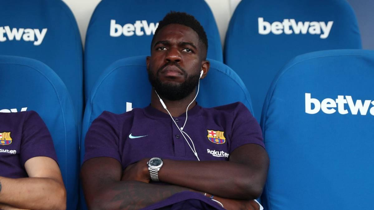 Berita Transfer Barcelona, Akankah Jadi Musim Menyedihkan Samuel Umtiti?
