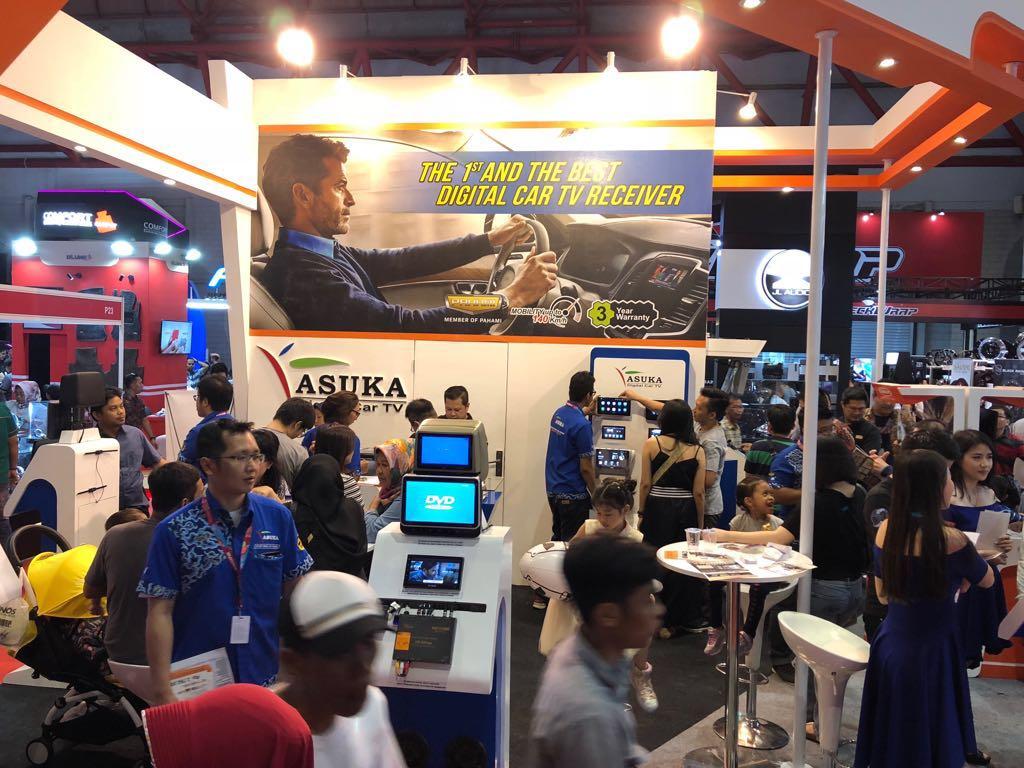 Mengintip Bocoran Produk Baru dari Asuka Car TV Jelang IIMS 2019
