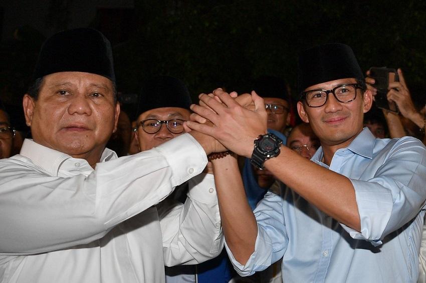 TKN Nilai Prabowo Tak Konsisten Tolak Akui Quick Count Karena Kalah