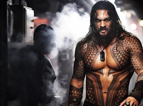 Jason Momoa 'Aquaman' Cukur Janggut, Berikut Penampakannya!