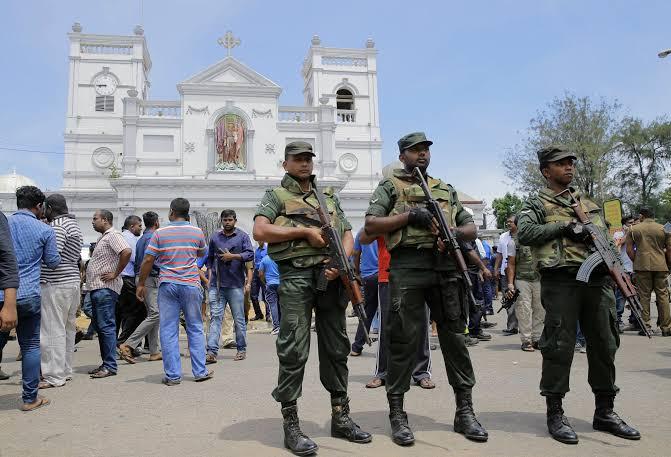 Ledakan Bom Saat Peringatan Paskah di Sri Lanka Tewaskan 156 Orang