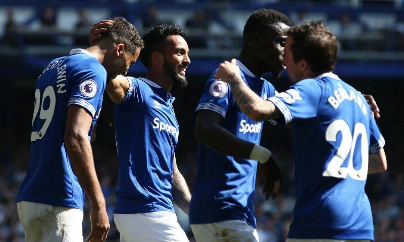 Bertandang Ke Everton, Gawang MU Kebobolan Empat Gol