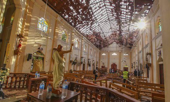 Sehari Pasca Pemboman Sri Lanka, Kolombo Mencekam Bagai Kota Hantu