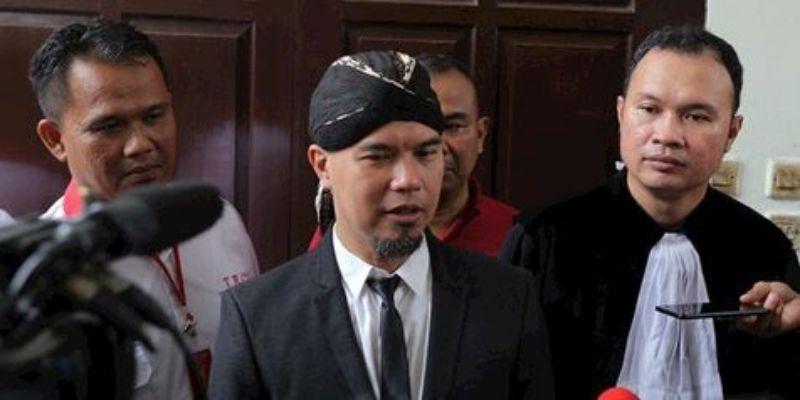 Jaksa Tuntut Ahmad Dhani 18 Bulan Penjara, Ini Yang Dilakukannya!
