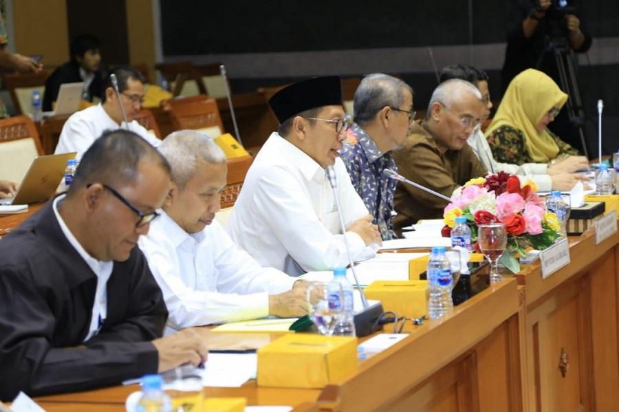 Penambahan 10 Ribu Kuota Haji, DPR dan Pemerintah Sepakati Tambahan Anggaran BPIH Sebesar 360.5 Milyar