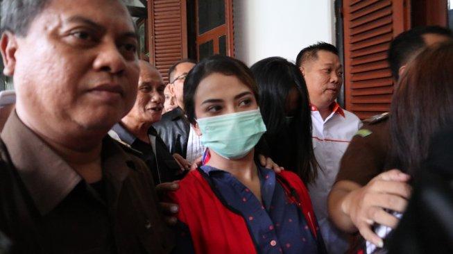 Sidang Perdana Vanessa Angel, Jaksa: Terdakwa Sedang Sepi Job