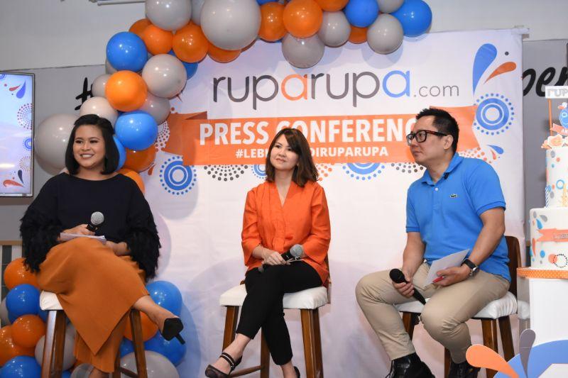 Rayakan Ulang Tahun ke-3, Belanja Hanya Tiga Ribu Rupiah di RupaRupa