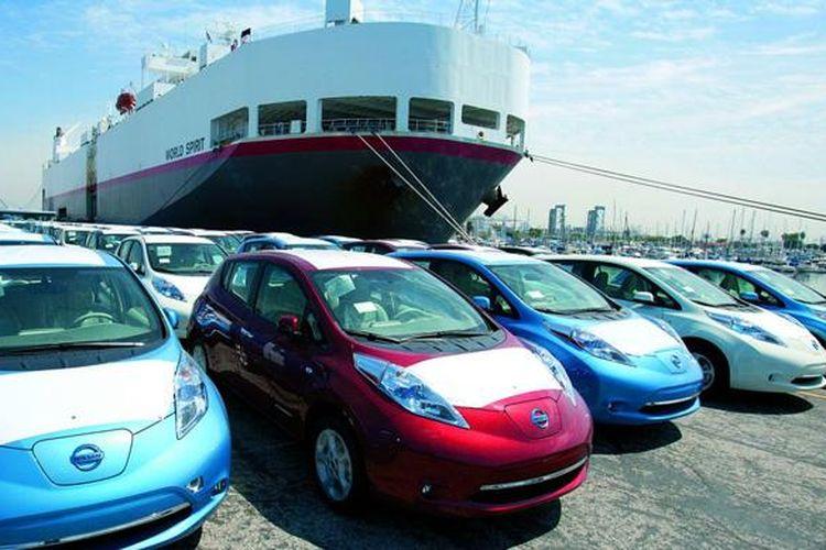 Tumbuh Positif, Pemerintah Targetkan Ekspor Mobil 2019 Tumbuh 15 Persen