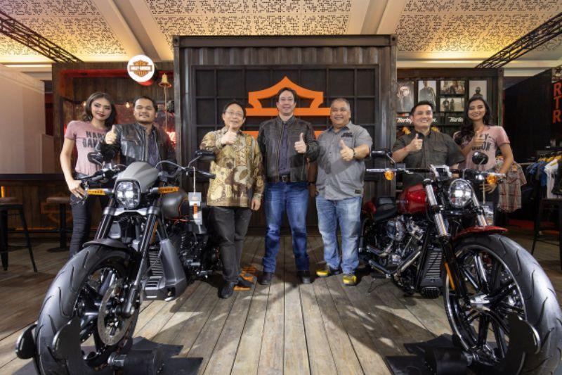 Ini Dia Jagoan Harley Davidson di IIMS 2019