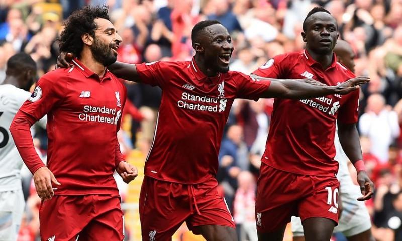 Bungkam Hiddersfield 5-0, The Reds Catatkan Sejarah Baru Premier League