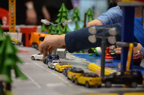 Berburu Mainan Anak di Toys Kingdom Supermal Karawaci, Promo Hingga 80%
