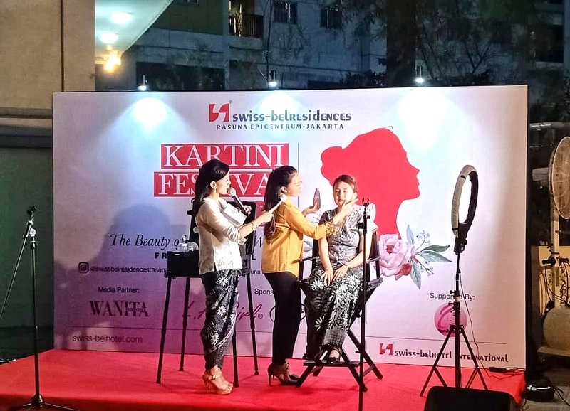 Perayaan Kartini, Swiss-Belresidences Rasuna  Epicentrum Gelar Kartini Festival 2019