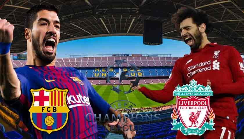 Fakta Dalam Sejarah Jelang Duel Barcelona Kontra Liverpool Dinihari Nanti
