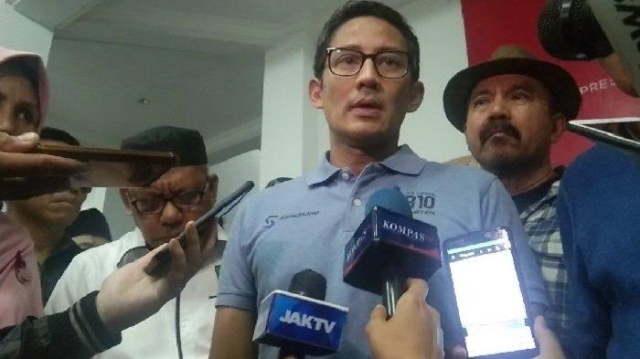 Wartawan Alami Kekerasan di Bandung, Sandiaga: Harus Segera Ditindaklanjuti