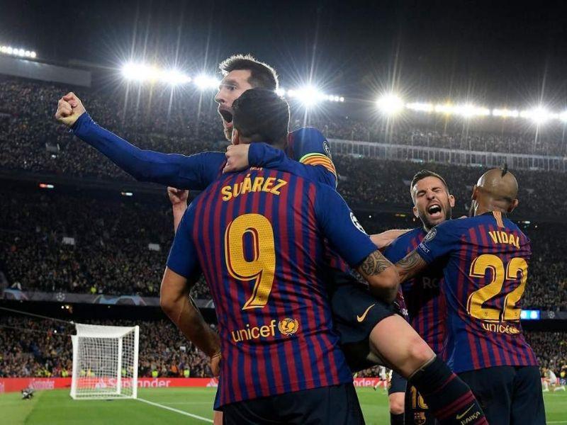 Cetak 2 Gol ke Gawang Liverpool, Messi Ikuti Ronaldo Torehkan 600 Gol