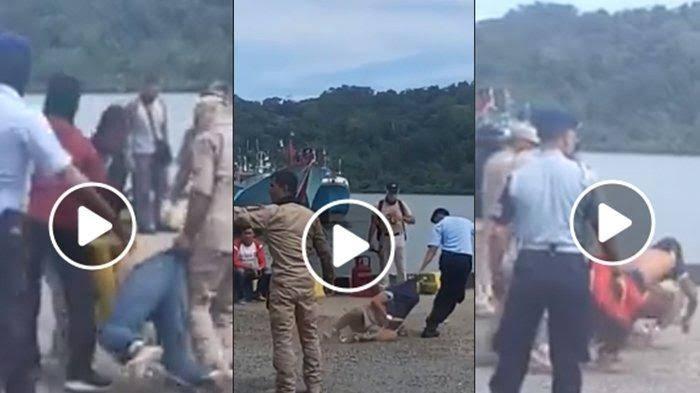 Video Napi Diseret Viral, Kalapas Narkotika Nusakambangan Dicopot