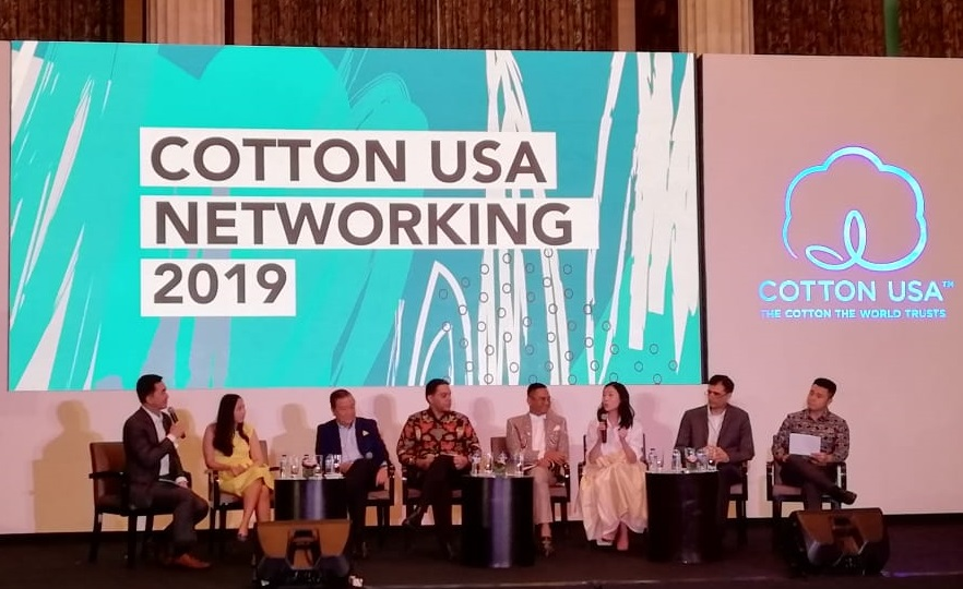 Gandeng API, CCI Kembali Gelar Cotton USA Networking 2019