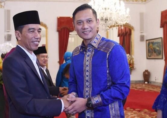 Gelagat Arah Politik Demokrat Pasca Pertemuan AHY dan Jokowi