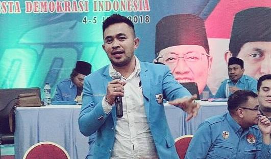 Ketua DPP KNPI Umar Bonte : Rekomendasi Ijtima Ulama III terlalu mengada-ada!