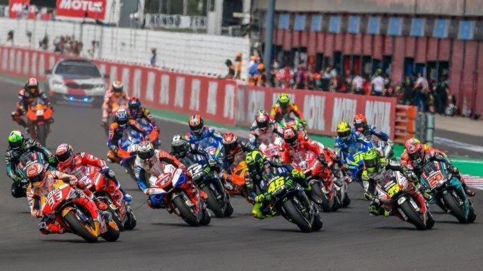 Tebus Kegagalan di Austin, Marquez Rajai MotoGP Jerez