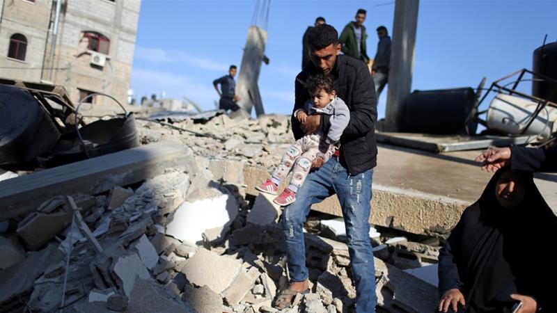 Netanyahu Instruksikan Serangan Besar-Besaran ke Gaza Palestina
