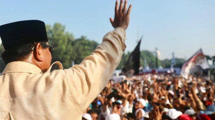 Panggil Media Asing, Prabowo Ingin Dunia Tahu Pemilu RI Curang